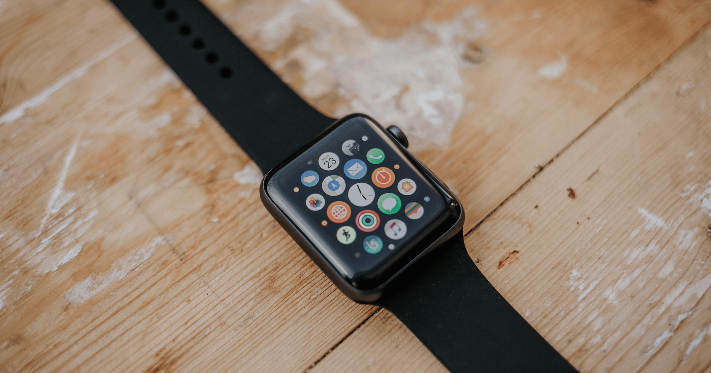 mobipunkt, apple watch, fotograaf, sander saard, spordikell, nutikell, pulsikell