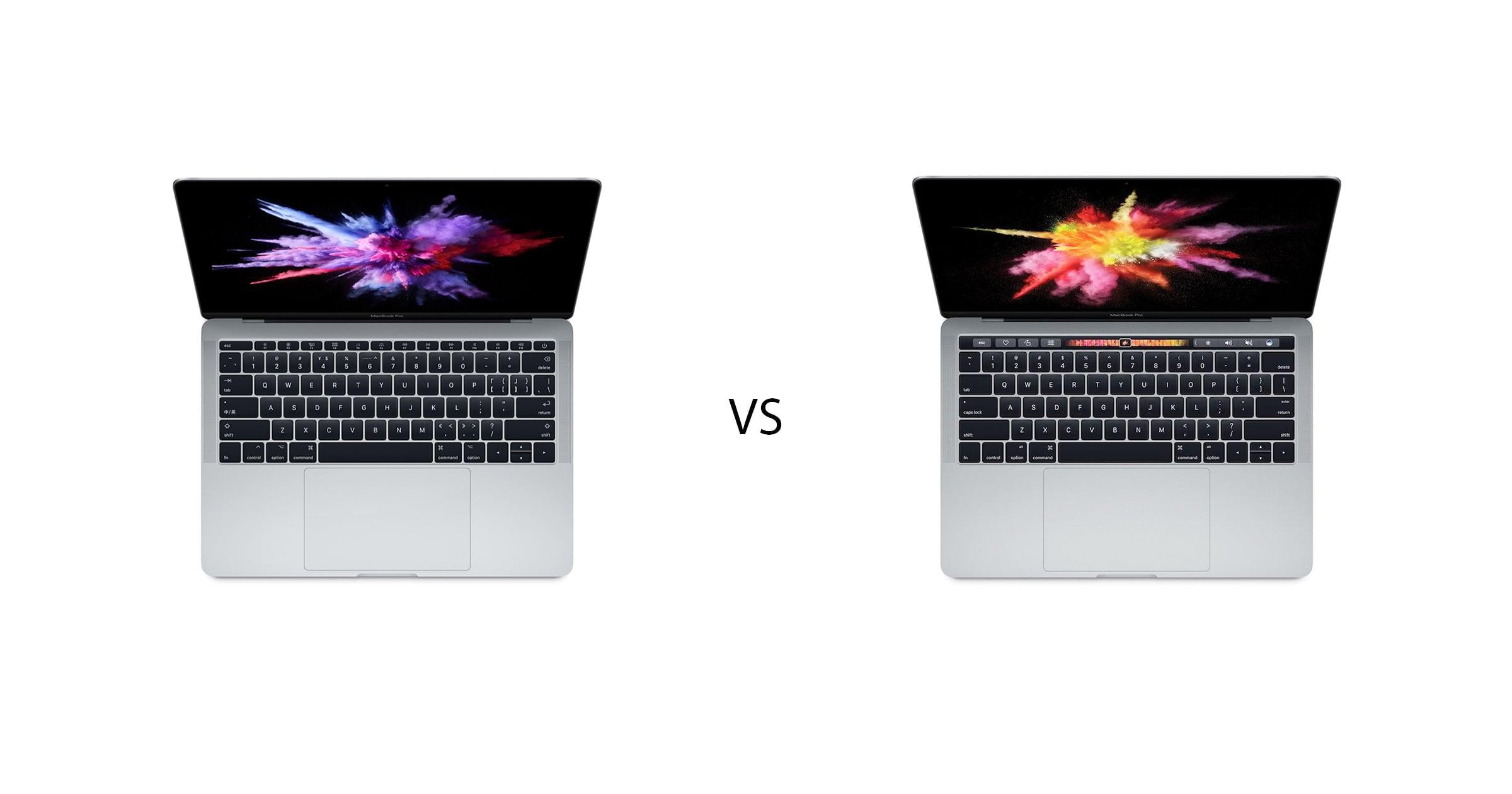 Mobipunkt  touchbari või funktsiooninuppudega MacBook